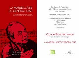 Rencontre avec Claude Blanchemaison