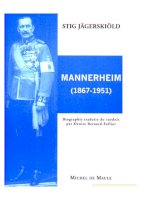 Gustaf Mannerheim (1867-1951)