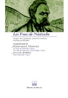 Les Fous de Nietzsche - Le Culte de Nietzsche - Anti-Nietzsche