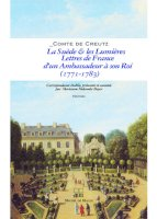 Lettres de France d'un ambassadeur à son Roi (1771--1783)