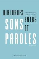 Dialogues entre sons et paroles (CD-ROM)
